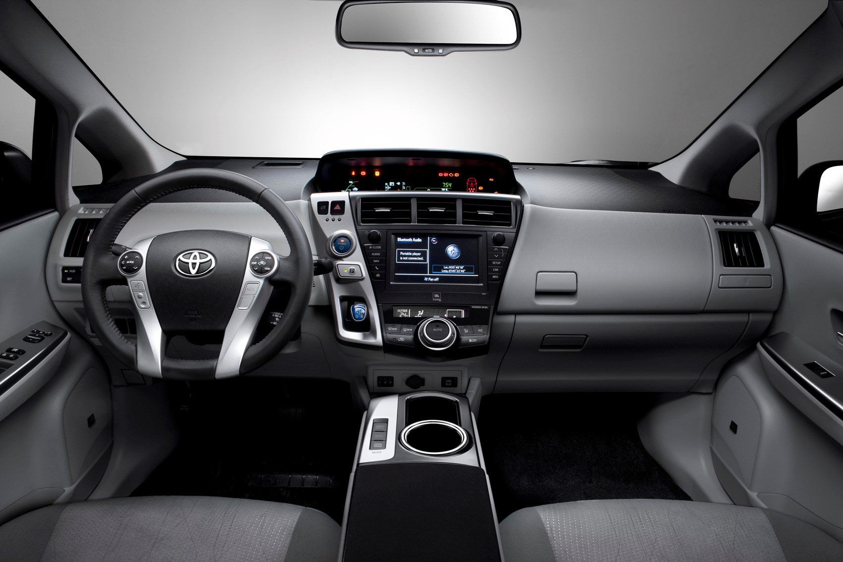 Toyota Prius 7 Seater Review New Cars 2017 2018