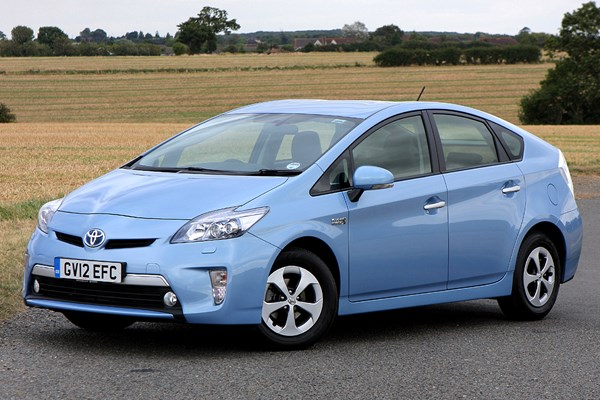 toyota prius hatchback from 2009 used prices parkers. Black Bedroom Furniture Sets. Home Design Ideas