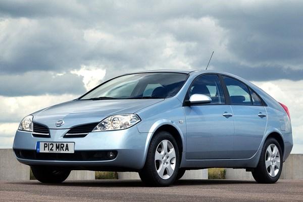 Nissan Primera Hatchback (2002 - 2006) Used Prices