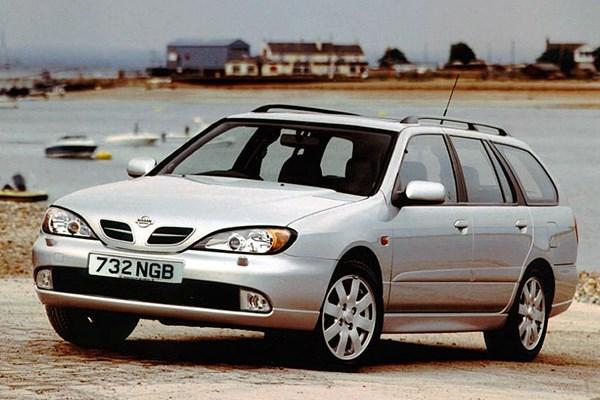 Nissan Primera Estate (1999 - 2002) Used Prices