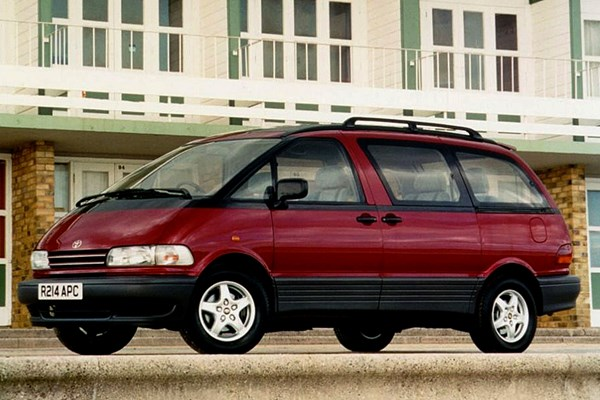 Toyota Previa (1990 - 2000) Used Prices
