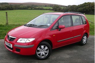 Mazda Premacy Estate From Owners Reviews Parkers - Mazda premacy problems
