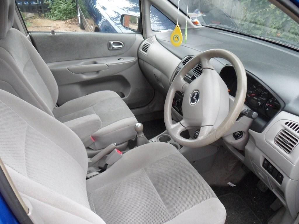 Mazda Premacy Estate Driving Performance Parkers - Mazda premacy problems