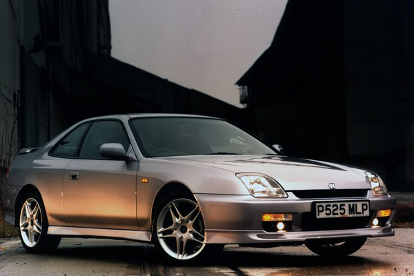 Honda Prelude (1996 - 2001) Used Prices