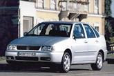 VW Polo Saloon 2000-