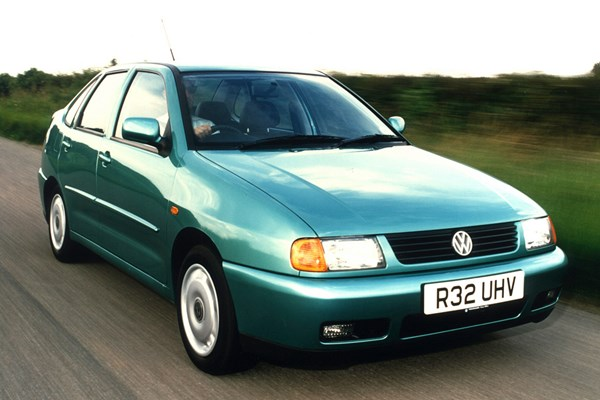 Volkswagen Polo Saloon (1996 - 2000) Used Prices