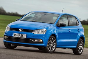 VW 2015 Polo Hatchback