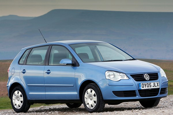 Volkswagen Polo Hatchback (2002 - 2009) Used Prices