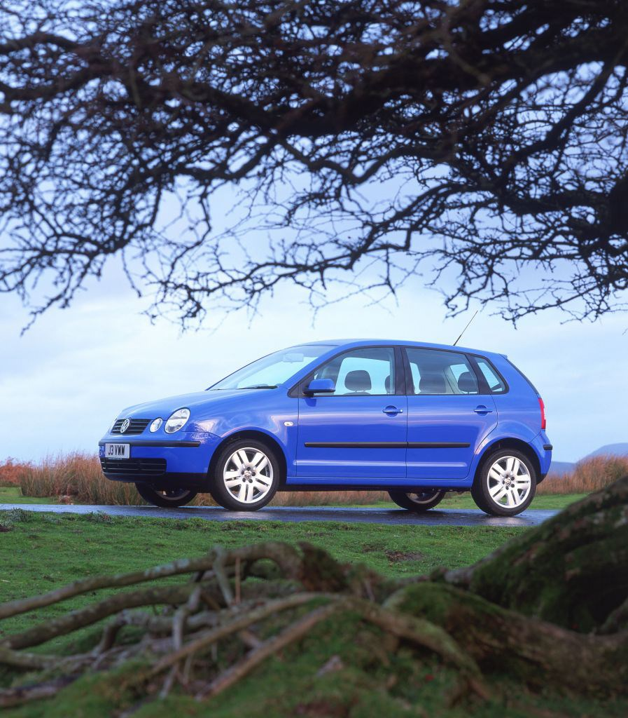 Volkswagen Polo Hatchback (2002 - 2009) Photos