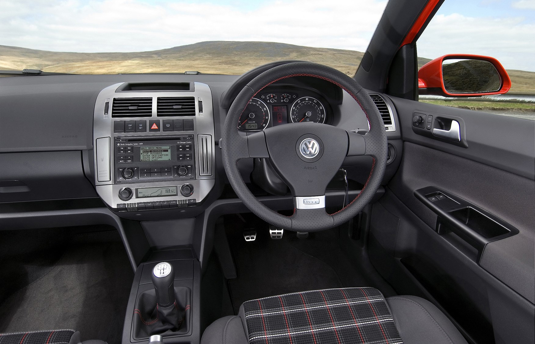 volkswagen polo gti review 2006 2009 parkers. Black Bedroom Furniture Sets. Home Design Ideas