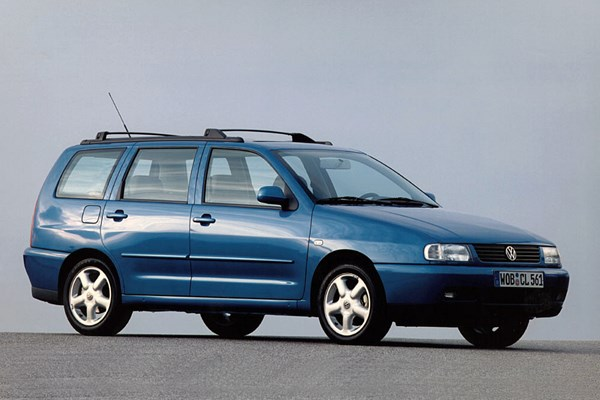 Volkswagen Polo Estate (2000 - 2002) Used Prices