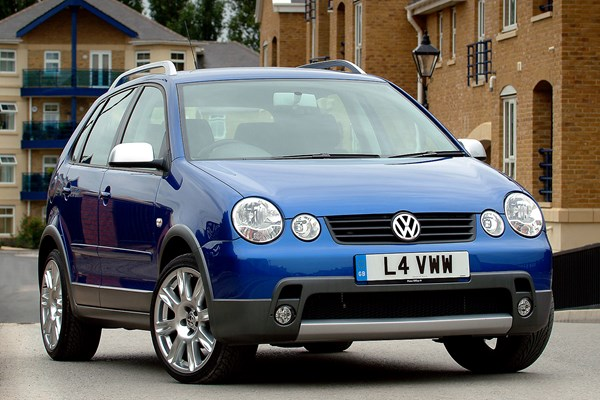 Volkswagen Polo Dune (2004 - 2008) Used Prices