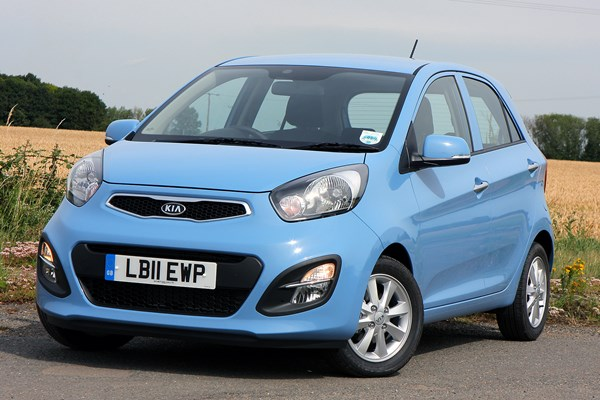 kia picanto hatchback from 2011 used prices parkers. Black Bedroom Furniture Sets. Home Design Ideas