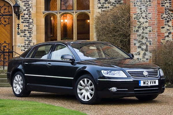 Volkswagen Phaeton (03-15) - rated 3.5 out of 5