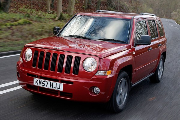 2007 jeep patriot reviews