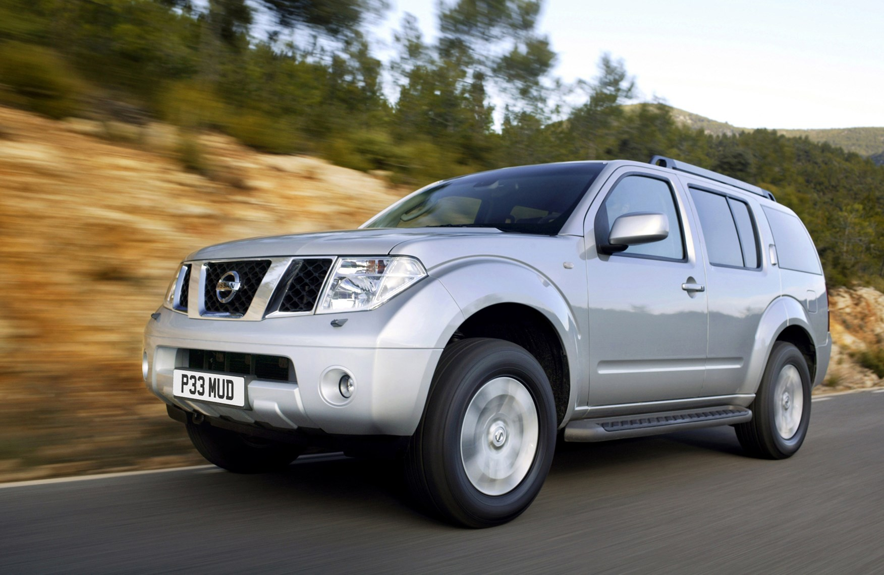 View All Images Of The Nissan Pathfinder 05 14
