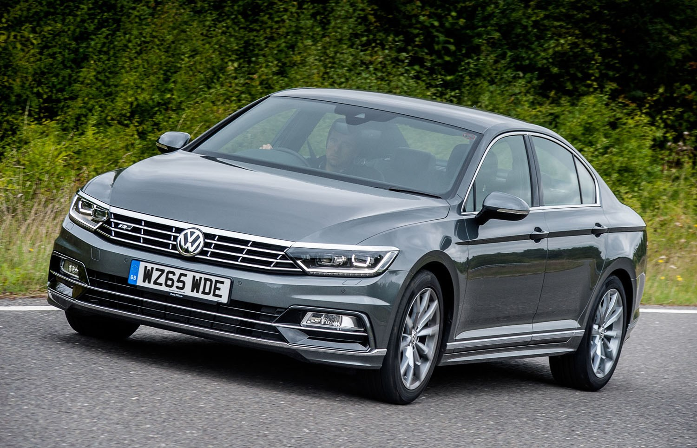 Volkswagen Passat Saloon (2015 - ) Driving & Performance   Parkers
