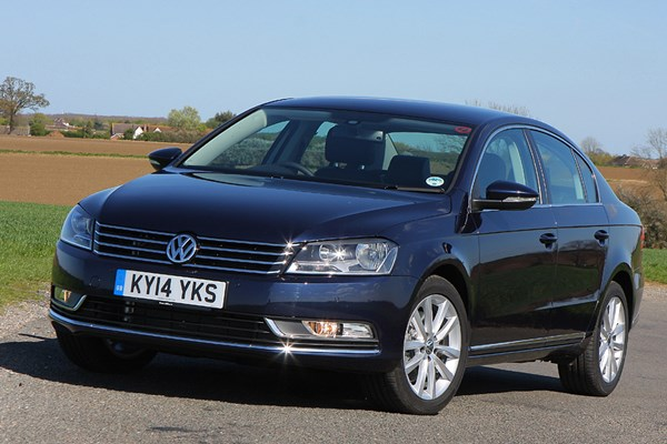 Volkswagen Passat Saloon (2011 - 2014) Used Prices