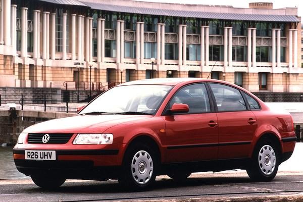 Volkswagen Passat Saloon (1996 - 2001) Used Prices