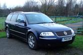 VW Passat Estate 2000-