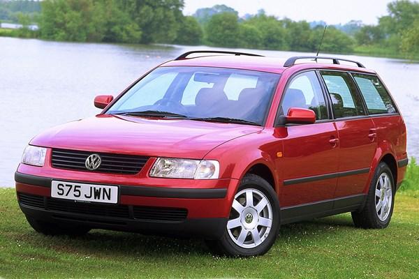Volkswagen Passat Estate (1997 - 2001) Used Prices