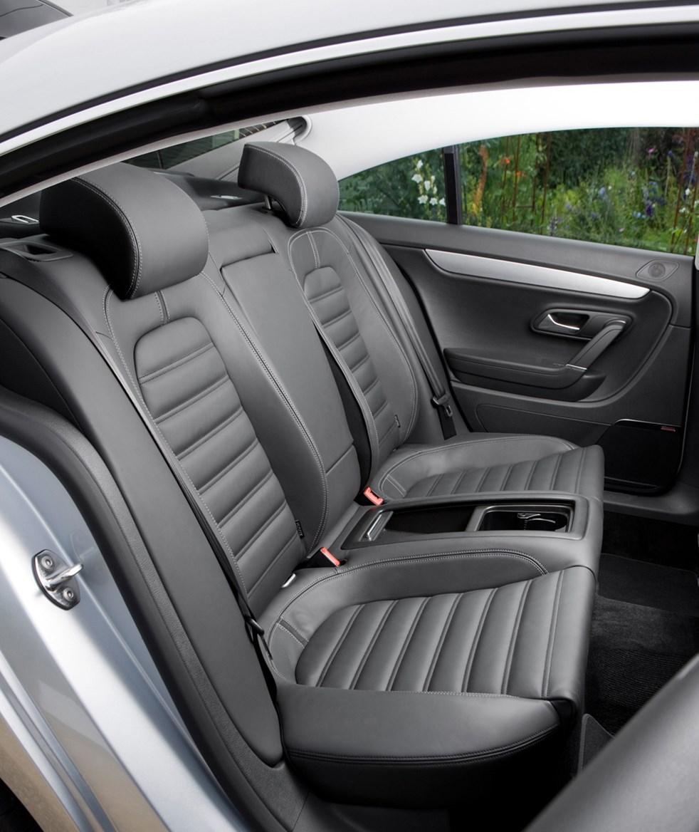 Volkswagen California Estate Review 2005 2015: Volkswagen Passat CC (2008 - 2011) Photos