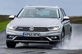 VW 2015 Passat Alltrack