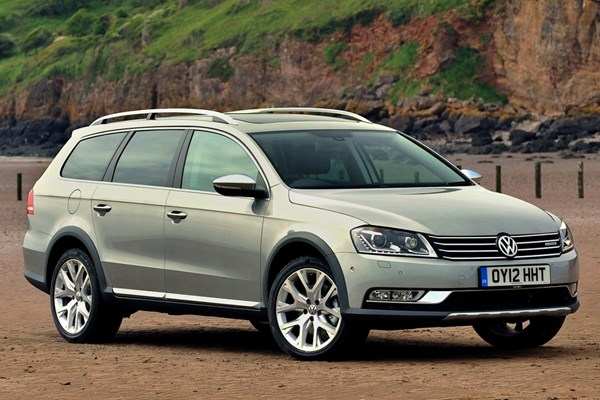 Volkswagen Passat Alltrack (12-14) - rated 4 out of 5 da796ff6e9d
