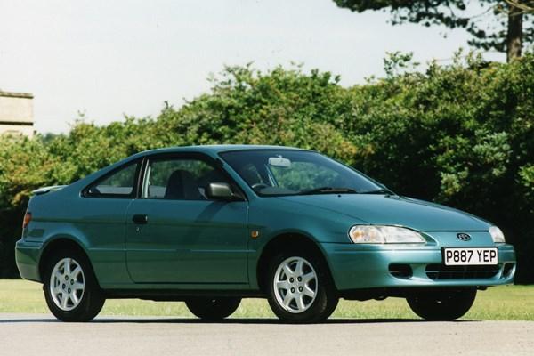 Toyota Paseo (1996 - 1999) Used Prices