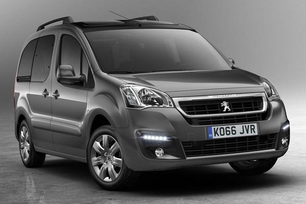 Peugeot 2016 Partner Tepee