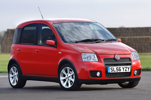 fiat panda hatchback from 2004 used prices parkers. Black Bedroom Furniture Sets. Home Design Ideas