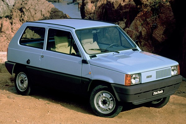 fiat panda hatchback from 1983 used prices parkers. Black Bedroom Furniture Sets. Home Design Ideas