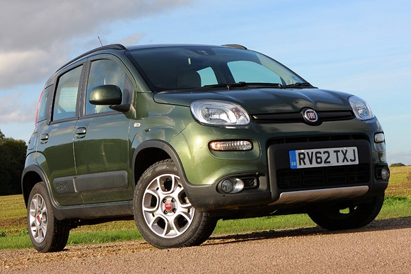 fiat panda 4x4 from 2012 used prices parkers. Black Bedroom Furniture Sets. Home Design Ideas