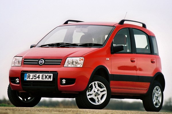 fiat panda 4x4 from 2005 used prices parkers. Black Bedroom Furniture Sets. Home Design Ideas