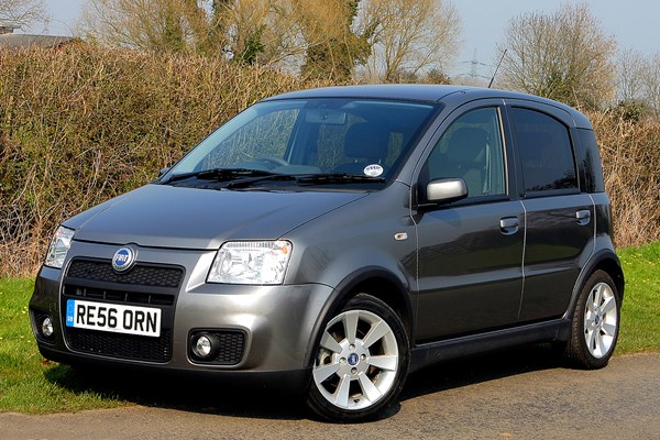 fiat panda 100hp from 2006 used prices parkers. Black Bedroom Furniture Sets. Home Design Ideas