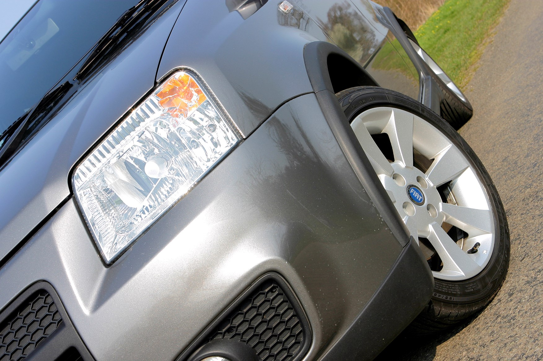 Fiat Panda 100hp Review 2006 2010 Parkers