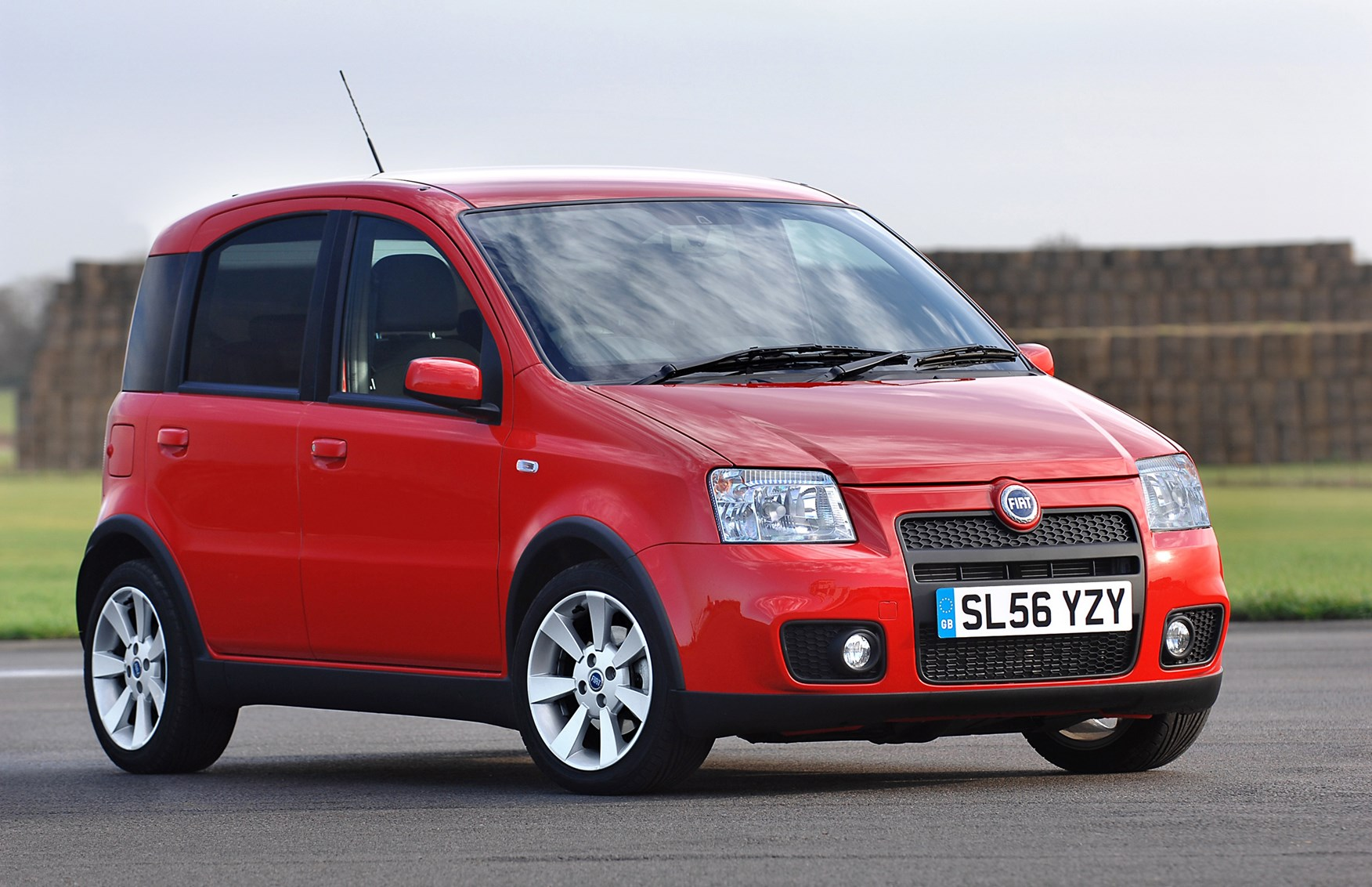 fiat panda 100hp review 2006   2010 parkers