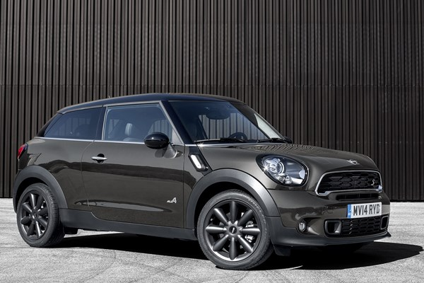 Mini Paceman 13 16 Rated 4 Out Of 5