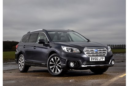 Subaru Outback (2015 Onwards)