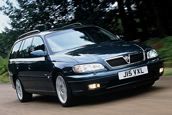 Vauxhall Omega Estate (1994 - 2003) Used Prices