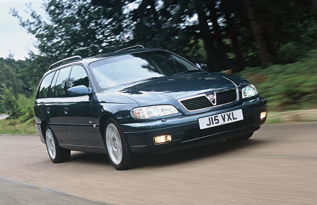 Moving Company Reviews >> Vauxhall Omega Estate (1994 - 2003) Photos | Parkers