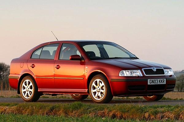 Skoda Octavia Hatchback (98-05) - rated 3.5 out of 5