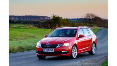 Skoda Octavia Estate SE Technology 1.6 TDI 115PS (03/17 on) 5d