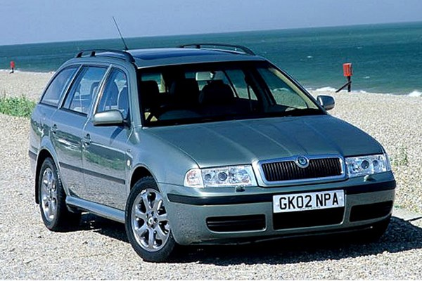 Skoda Octavia Estate (98-05) - rated 3.5 out of 5