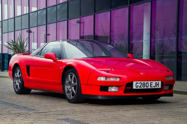 honda nsx coup from 1990 used prices parkers. Black Bedroom Furniture Sets. Home Design Ideas