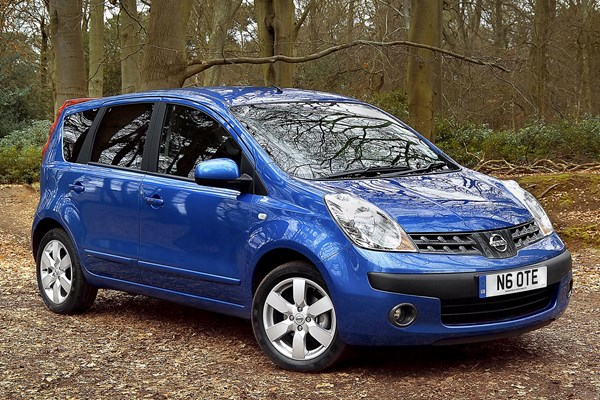Nissan March Tuning >> Nissan Note Hatchback Review (2006 - 2013) | Parkers