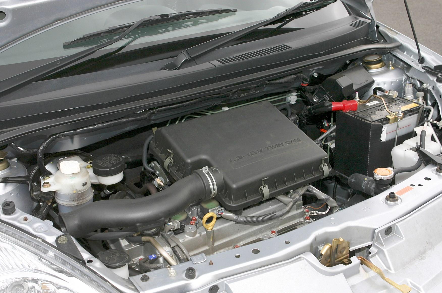 Perodua Myvi Hatchback (2006 - 2015) Photos  Parkers
