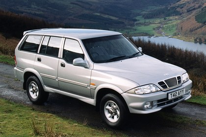 Daewoo Musso Owners Reviews | Parkers