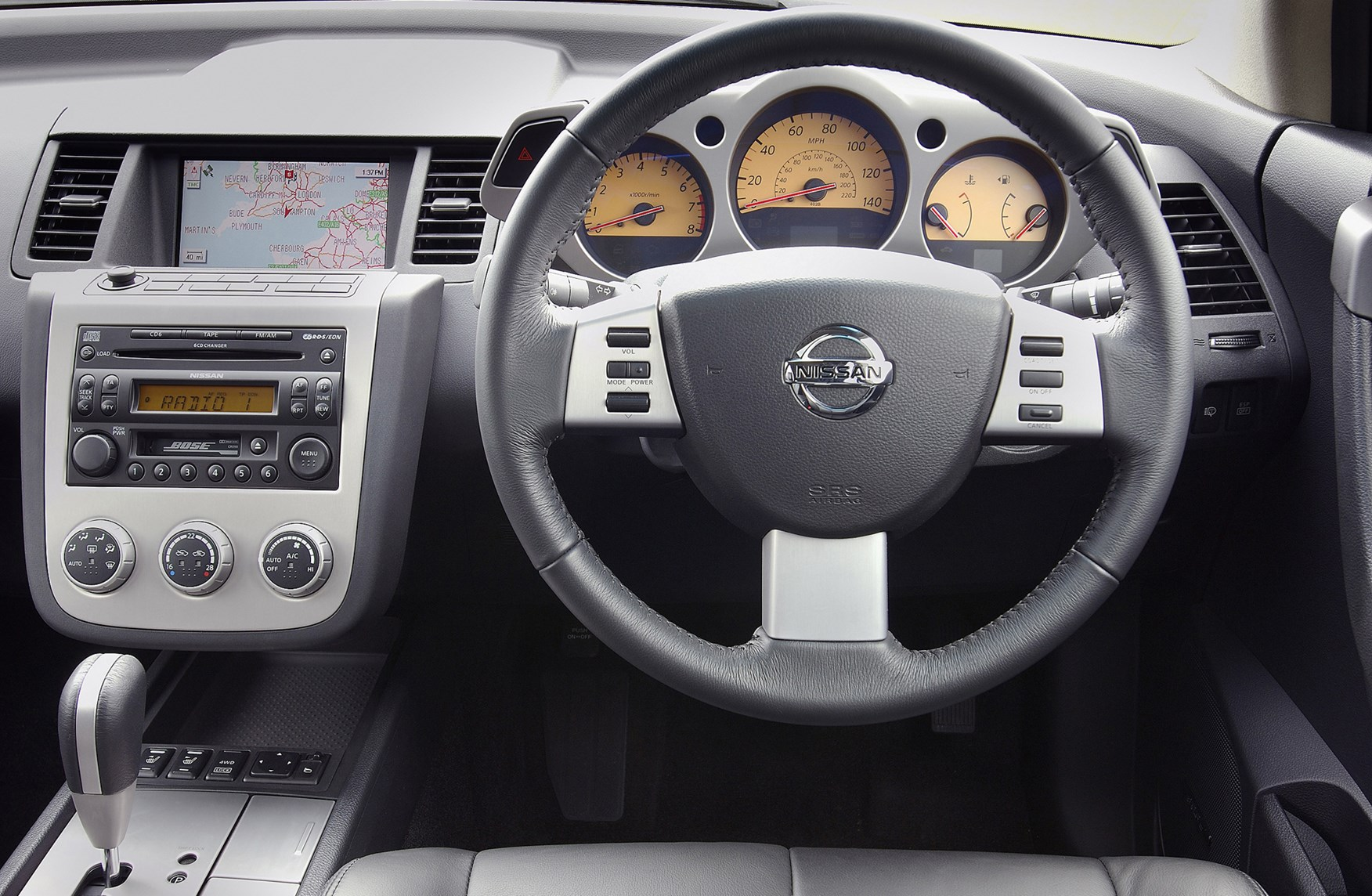 View All Images Of The Nissan Murano 05 08