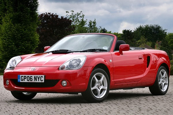 Used Toyota Mr2 Roadster 2000 2006 Review Parkers